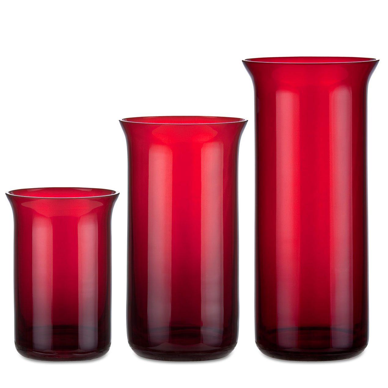 Ewiglicht-Gläser ausgestellt
